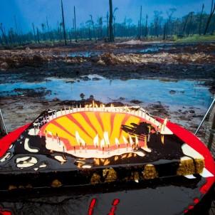 shell company oil spills in nigeria London-based human rights organization amnesty international has claimed european oil majors shell and eni misled regulators regarding several oil spills.