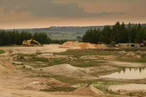 Sensitive South African peatland threatened by mining