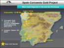 espanhah Mapa