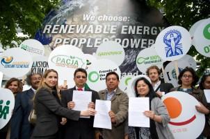 Renewable Energy Peoples Power Now!