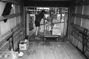 Caption_food bank staff loads supplies from Canadas largest food bank warehouse Moisson Montreal